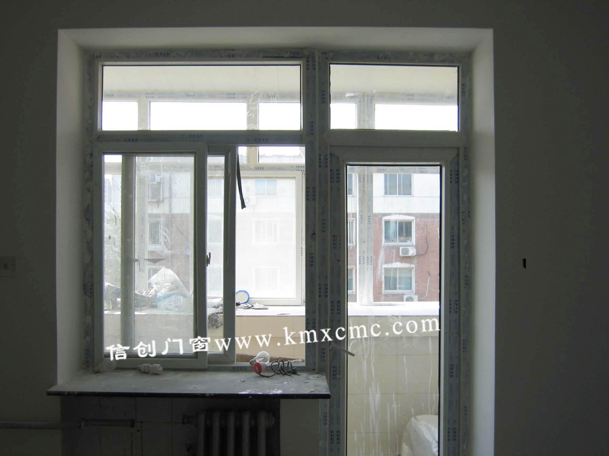 塑钢门窗 - 昆明信创门窗